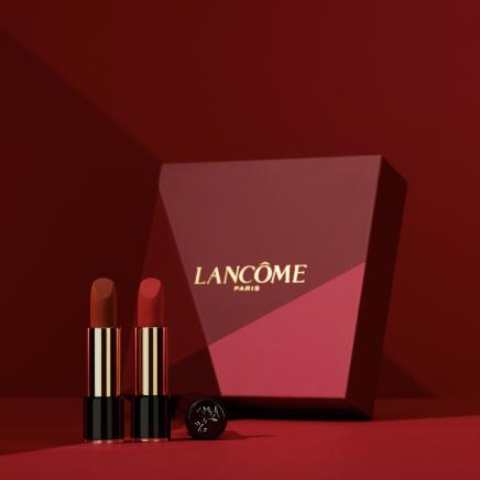 LANCÔME  MAKEUP FOR VALENTINE'S DAY 2019