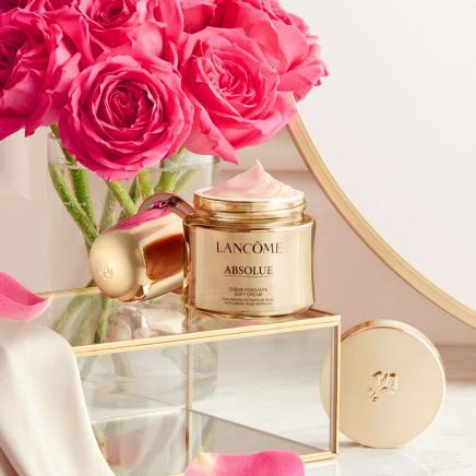 LANCOME ABSOLUE COLLECTION SHOOTING