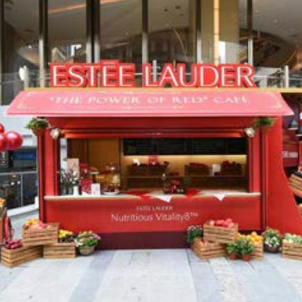 Estee Lauder | Nutritious Collection 360° Campaign