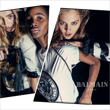 Balmain selects Mazarine for its new e-commerce platform