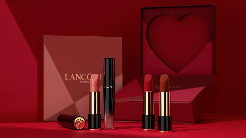 LANCÔME MAKEUP FOR VALENTINE'S DAY 2019